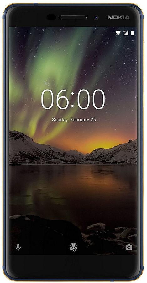 Nokia N6.1